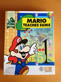 Mario Teaches Sums for PC - Oldschool. - super-mario-bros-series photo