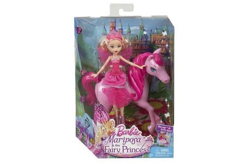 Mariposa and the Fairy Princess Spirite búp bê