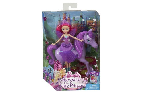 Mariposa and the Fairy Princess Spirite ドール