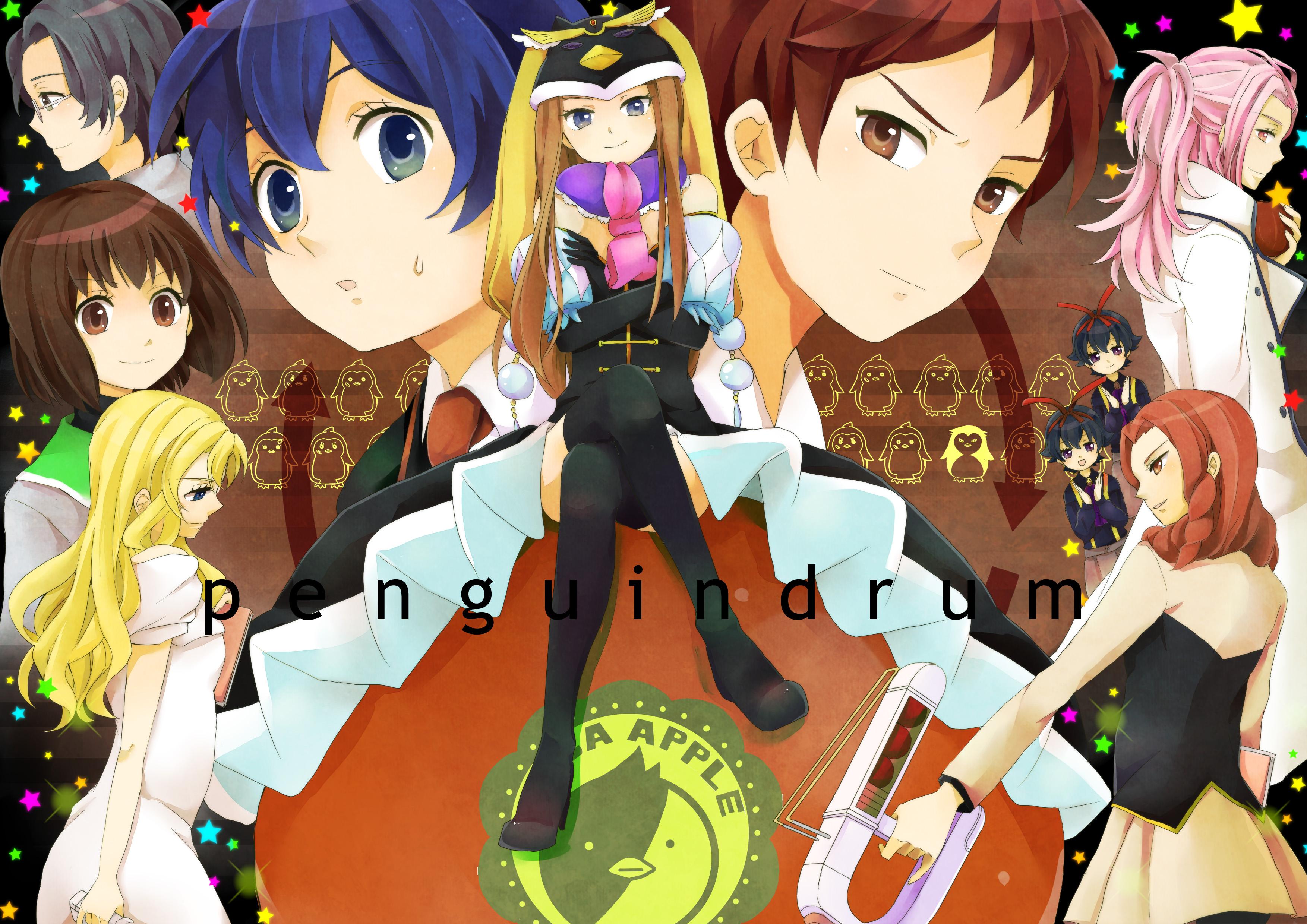 15 dec Mawaru Penguindrum | Anime nerd, Anime, Me me me anime