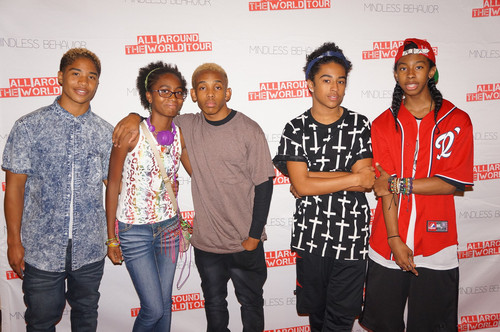 Me and MB