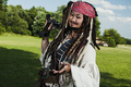 Me as Captain Jack Sparrow