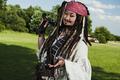 Me as Captain Jack Sparrow