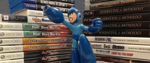 Megaman Capcom-Unity