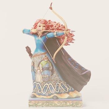 Merida डिज़्नी Store Figure