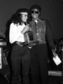 Michael And Older Sister, LaToya - michael-jackson photo