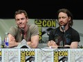 Michael & James ★ - james-mcavoy-and-michael-fassbender photo