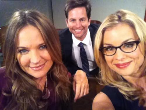 Michael, Sharon & Jessica