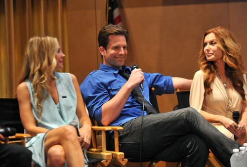 Michael, Sharon & Tracey