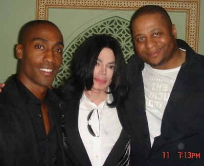 Michael and friends
