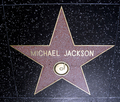 Michael's Star On The Hollywood Walk Of Fame - michael-jackson photo