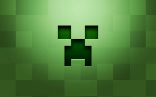 minecraft wallpaper called minecraft Creeper