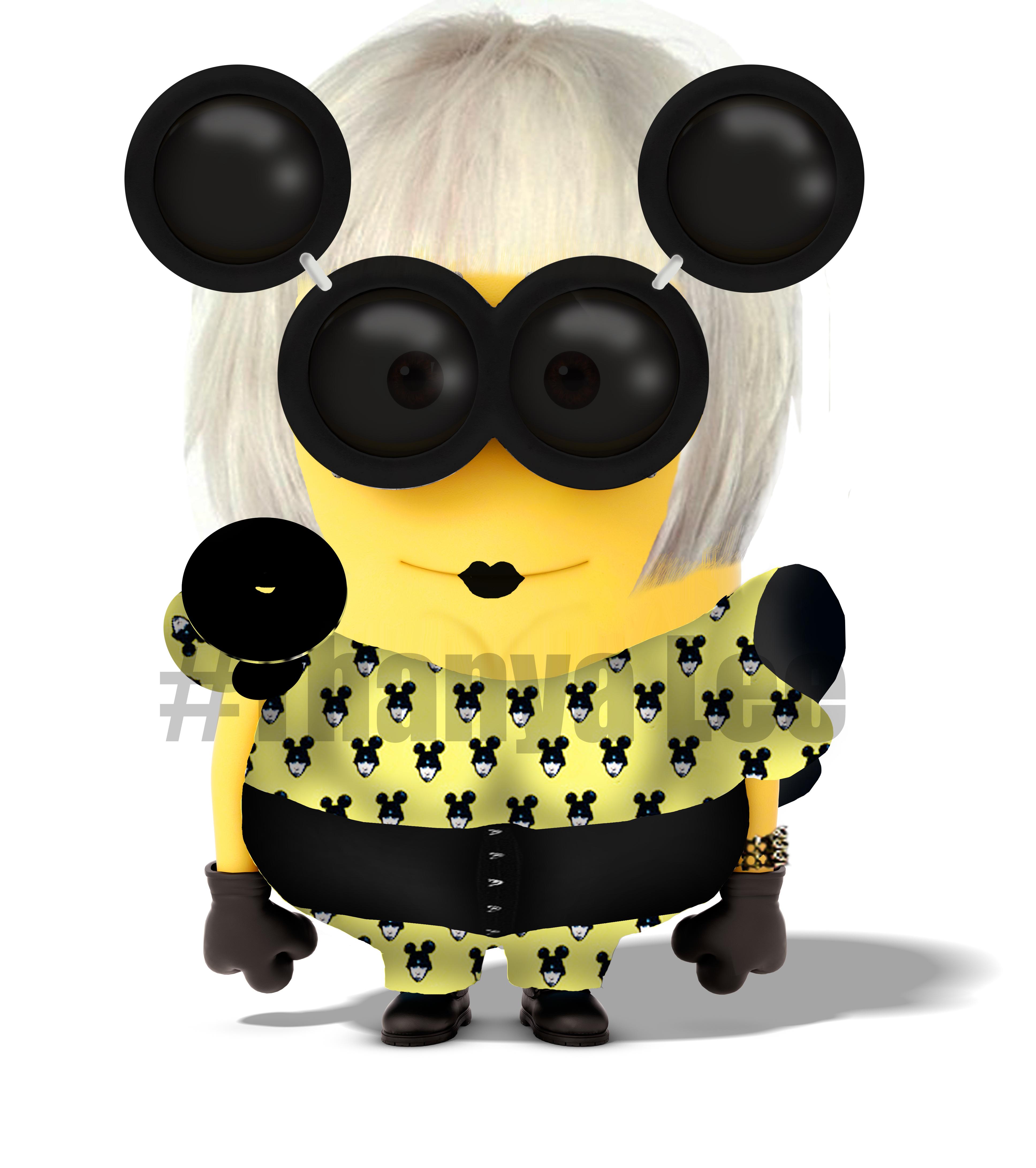 Minion Gaga (Dave) Pt.2