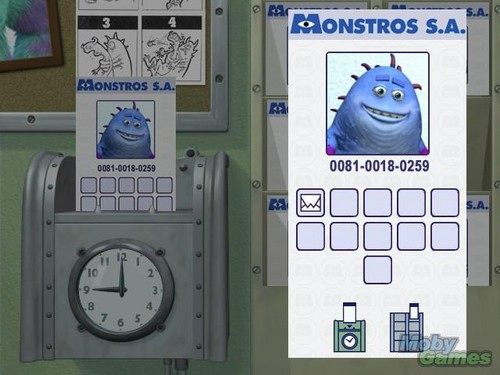 Monsters, Inc.: Scream Team Training