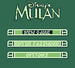 Mulan (video game) - mulan icon