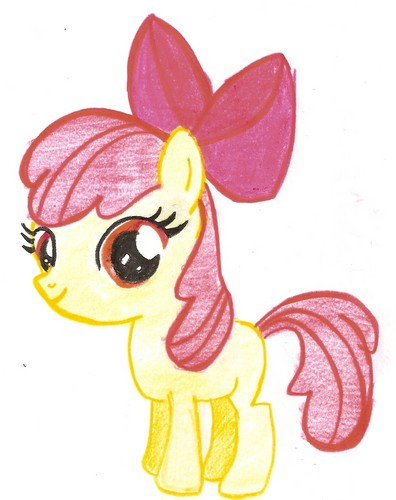 My Little poni, pony