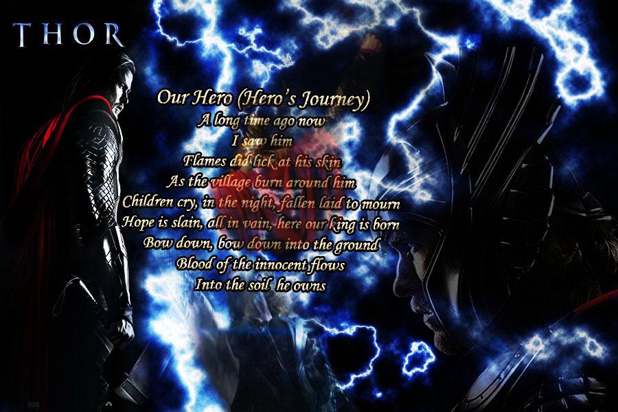 My Thor fond d'écran