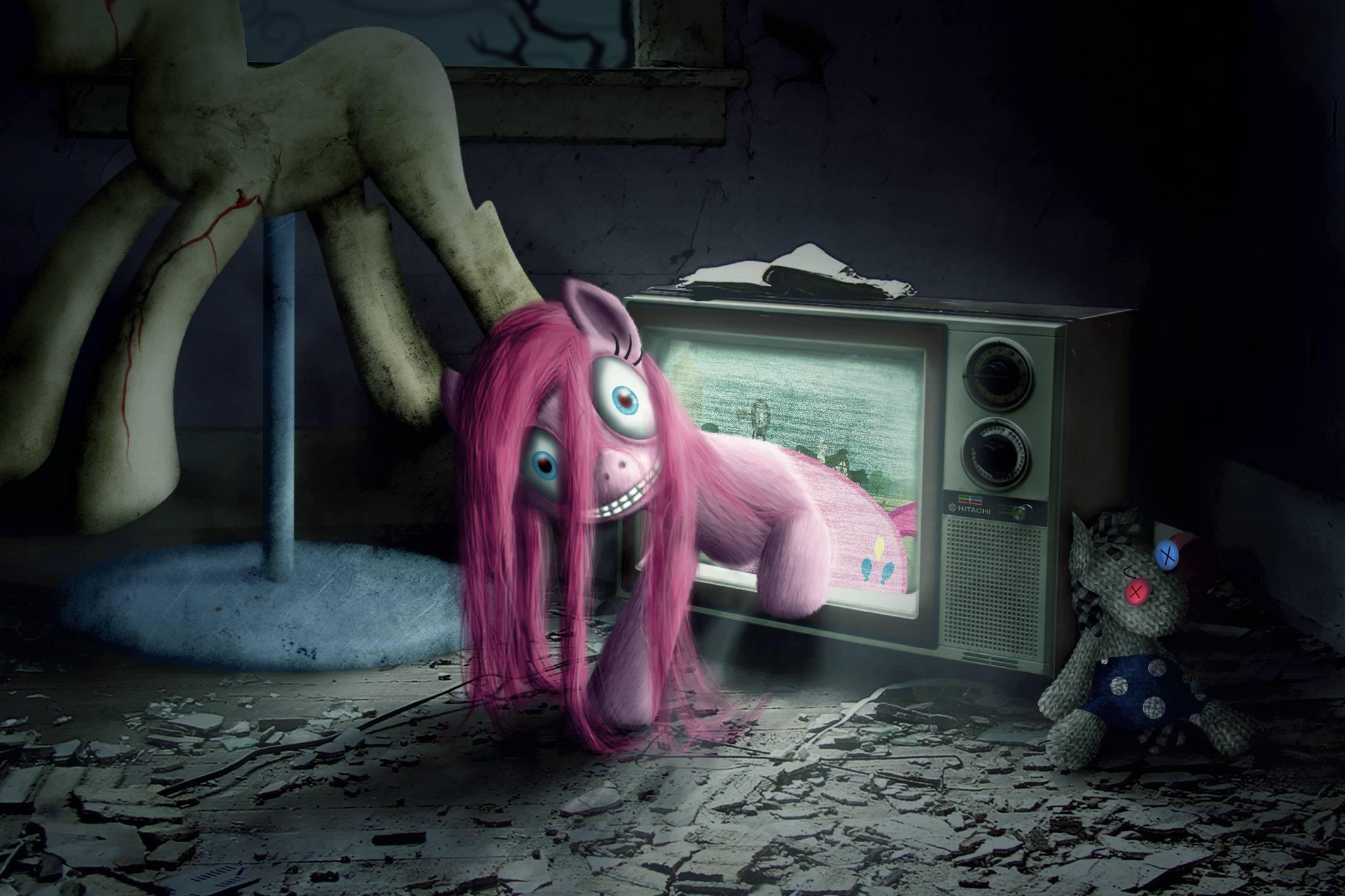 Mlp Pinkie Pie Creepy Games