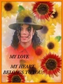 My love,my life Michael - applehead-mj photo