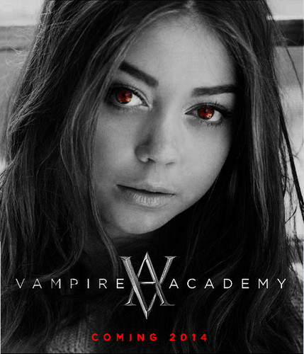 The Vampire Academy Blood Sisters Hintergrund with a portrait called Natalie Dashkov as a Strigoi