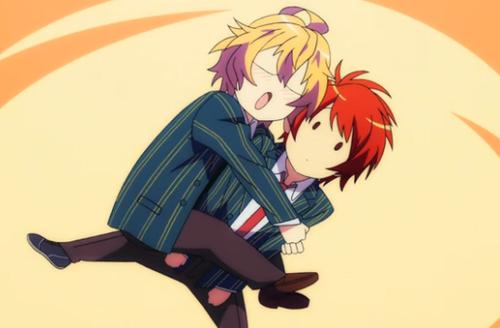 Natsuki & Otoya