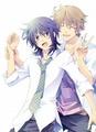 Natsuno and Tohru (Shiki)