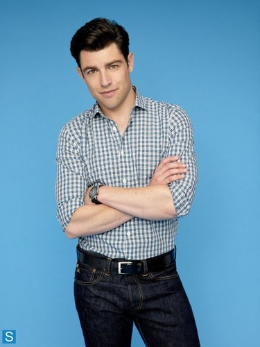 New Girl - Season 3 - Cast Promotional fotografias