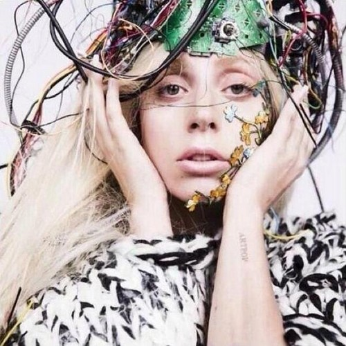 New Lady Gaga ARTPOP Promotional 照片