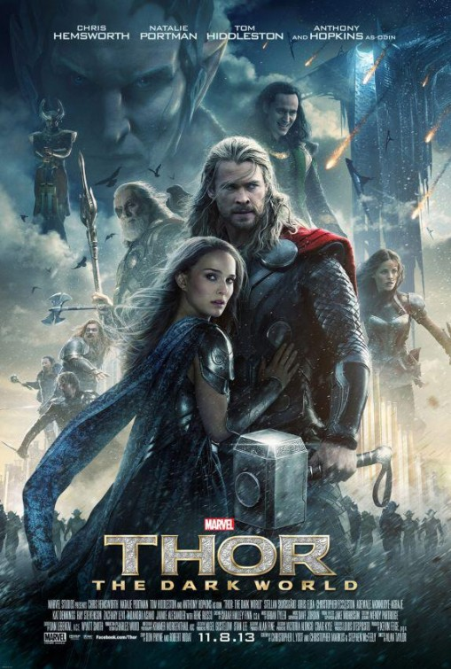 New Poster for Thor 2