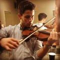 Nick Jonas Play Violin