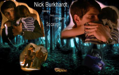 Nick saves two girls