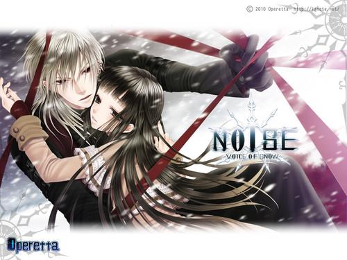 Noise -voice of snow-♡