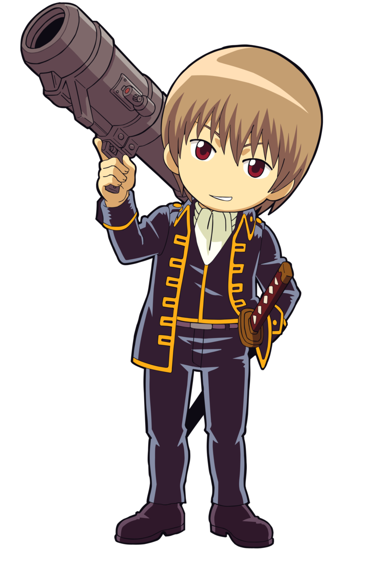 gintama chibi - photo #10