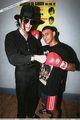 One On One With Michael - michael-jackson photo