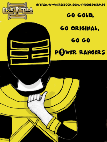 Original Gold Ranger