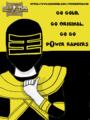Original Gold Ranger - the-power-rangers fan art