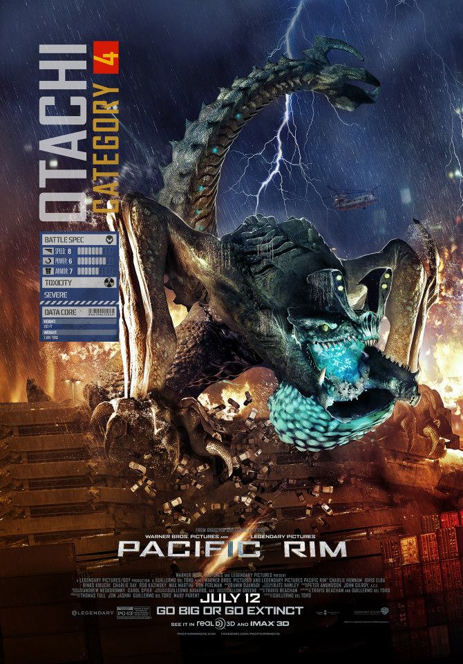 Pacific Rim Images Otachi Movie Poster HD Wallpaper And Background Photos