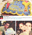 Paul's bday party - paul-wesley photo