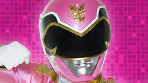 roze Power Ranger