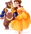 Pokemon & Belle - beauty-and-the-beast photo