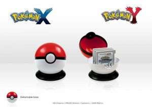 Pokemon X/Y - GAME preorder bonus