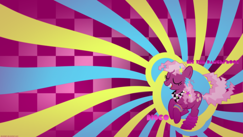 pony wallpaper