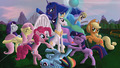 Pony Wallpapers - my-little-pony-friendship-is-magic wallpaper