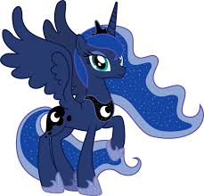 My Little Poney karatasi la kupamba ukuta called Princess Luna