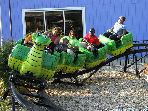 Python Pit Rollercoasters Photo 35115971 Fanpop