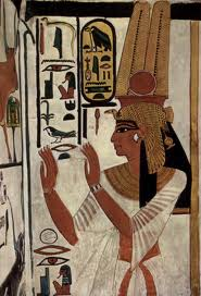 queen Nefertari of Egypt
