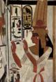 क्वीन Nefertari of Egypt