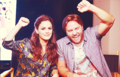 Rachel Bilson & Scott Porter @ SDCC WIRED Cafe Day 1 (July, 18th) - hart-of-dixie photo