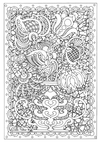 Zufällig pages 4 colouring♥