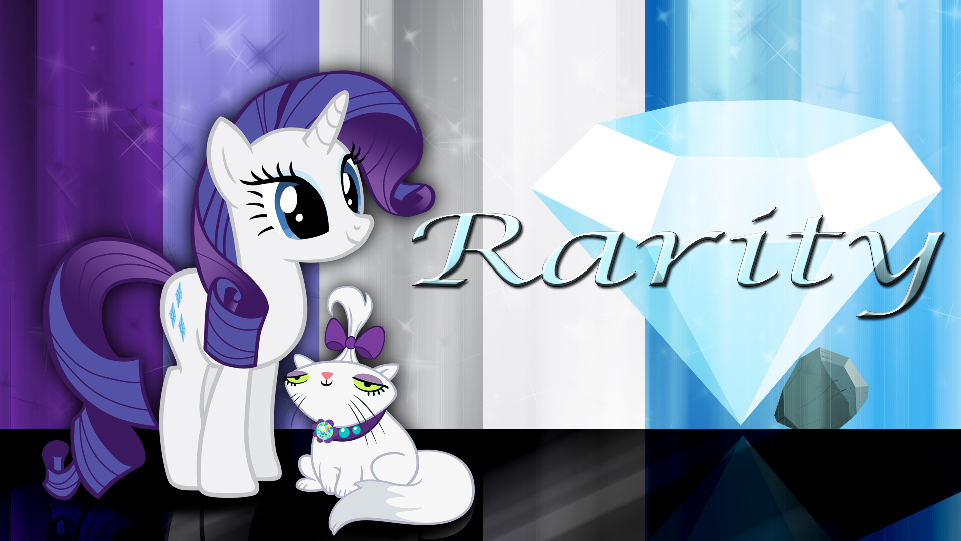 rarity wallpaper a with - photo #35